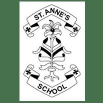St. Anne's School logo