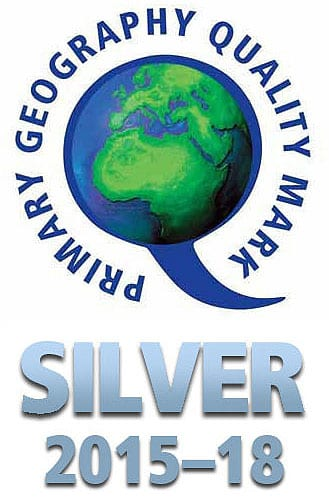 Primary Geography Quality Mark Silver 2015 2018