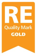 RE Gold Quality Mark